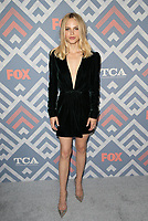 WEST HOLLYWOOD, CA - AUGUST 8: Halston Sage at the FOX 2017 Summer TCA Tour After Party at Soho House in West Hollywood, California on August 8, 2017. <br /> CAP/MPIFS<br /> &copy;MPIFS/Capital Pictures