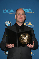 BEVERLY HILLS, CA - FEBRUARY 3: Martin de Thurah in the press room at the 70th Annual DGA Awards at The Beverly Hilton Hotel in Beverly Hills, California on February 3, 2018. <br /> CAP/MPI/FS<br /> &copy;FS/MPI/Capital Pictures