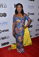 LOS ANGELES, CA- FEB. 08: Sope Aluko at the 2018 Pan African Film & Arts Festival at the Cinemark Baldwin Hills 15 in Los Angeles, California on Feburary 8, 2018 Credit: Koi Sojer/ Snap'N U Photos / Media Punch