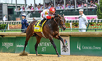LOUISVILLE, KY - MAY 04: during an undercard race on Kentucky Oaks Day at Churchill Downs on May 4, 2018 in Louisville, Kentucky. (Photo by Jessica Morgan/Eclipse Sportswire/Getty Images)