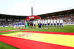 Spain (r) and Liechtenstein during FIFA World Cup 2018 Qualifying Round match. September 5,2016.(ALTERPHOTOS/Acero)