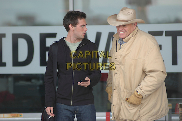 DREW FULLER & BRIAN DENNEHY.in The Ultimate Gift .**Editorial Use Only**.CAP/FB.Supplied by Capital Pictures