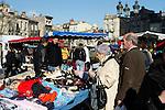 20080202 - France - Aquitaine - Bordeaux<br /> LE MARCHE SAINT-MICHEL, PLACE SAINT-MICHEL A BORDEAUX.<br /> Ref : MARCHE_021.jpg - © Philippe Noisette.