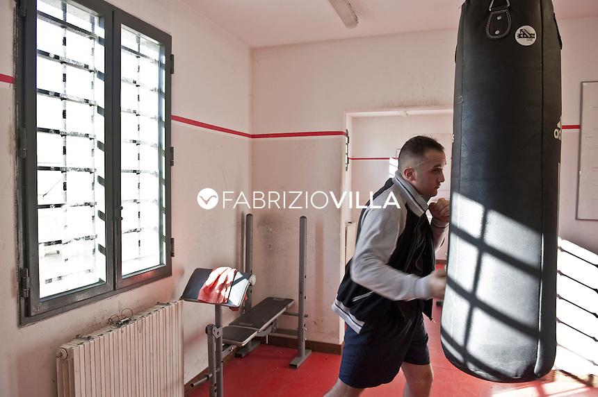 Milano, carcere di Bollate