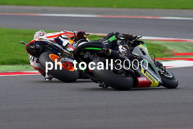 hertz british grand prix during the world championship 2014.<br /> Silverstone, england<br /> August 31, 2014. <br /> Race MotoGP<br /> dani pedrosa<br /> PHOTOCALL3000/ RME