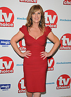 Siobhan Finneran at the TV Choice Awards 2018, The Dorchester Hotel, Park Lane, London, England, UK, on Monday 10 September 2018.<br /> CAP/CAN<br /> &copy;CAN/Capital Pictures