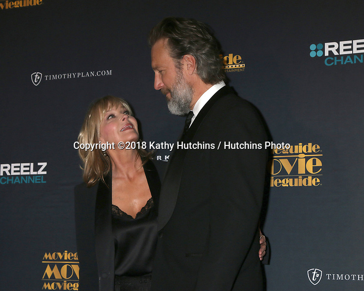 LOS ANGELES - FEB 2:  Bo Derek, John Corbett at the 26th MovieGuide Awards at the Universal Hilton Hotel on February 2, 2018 in Universal City, CA