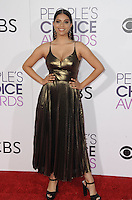 www.acepixs.com<br /> <br /> January 18 2017, LA<br /> <br /> Lilly Singh arriving at the People's Choice Awards 2017 at the Microsoft Theater on January 18, 2017 in Los Angeles, California.<br /> <br /> By Line: Peter West/ACE Pictures<br /> <br /> <br /> ACE Pictures Inc<br /> Tel: 6467670430<br /> Email: info@acepixs.com<br /> www.acepixs.com