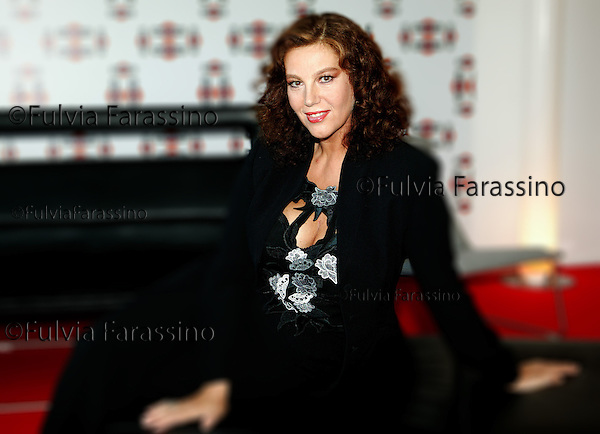 30 august 2003.60a Mostra Internazionale d'Arte Cinematografica di Venezia, 60th Venice International Film Festival,Stefania Sandrelli