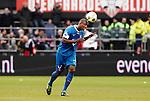 Nederland, Rotterdam, 27 januari  2013.Eredivisie.Seizoen 2012/2013.Feyenoord-FC Twente.Douglas van FC Twente in actie met de bal