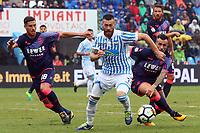 MIRCO ANTENUCCI<br /> <br /> Ferrara 01-10-2017 Stadio Paolo Mazza Football Calcio Serie A 2017/2018 Spal - Crotone Foto Filippo Rubin/Insidefoto