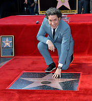 LOS ANGELES, CA. January 22, 2019: Gustavo Dudamel at ceremony where conductor Gustavo Dudamel received a star on the Hollywood Walk of Fame.<br /> Picture: Paul Smith/Featureflash