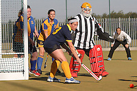 Romford HC Ladies vs Upminster HC Ladies 3rd XI 22-10-11