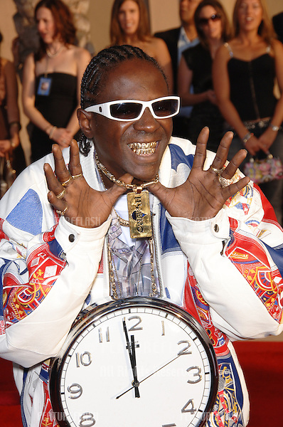 FLAVOR FLAV at the 2006 American Music Awards at the Shrine Auditorium, Los Angeles..November 21, 2006  Los Angeles, CA.Picture: Paul Smith / Featureflash