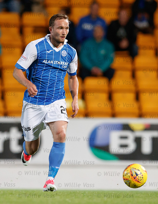 Chris Kane, St Johnstone