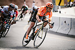 Greg Van Avermaet (BEL) CCC Team descends during Stage 4 of 10th Tour of Oman 2019, running 131km from Yiti (Al Sifah) to Oman Convention and Exhibition Centre, Oman. 19th February 2019.<br /> Picture: ASO/P. Ballet | Cyclefile<br /> All photos usage must carry mandatory copyright credit (&copy; Cyclefile | ASO/P. Ballet)