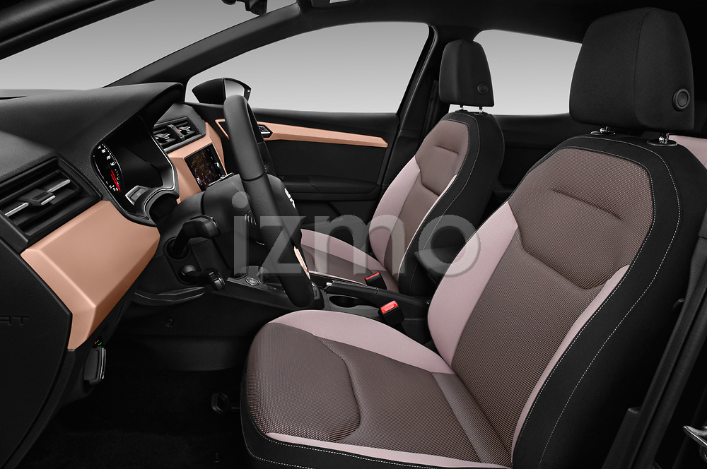 Front seat view of 2018 Seat Ibiza Xcellence 5 Door Hatchback front seat car photos