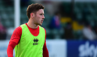Lincoln City's Shay McCartan during the pre-match warm-up<br /> <br /> Photographer Andrew Vaughan/CameraSport<br /> <br /> The EFL Sky Bet League Two - Lincoln City v Newport County - Saturday 22nd December 201 - Sincil Bank - Lincoln<br /> <br /> World Copyright © 2018 CameraSport. All rights reserved. 43 Linden Ave. Countesthorpe. Leicester. England. LE8 5PG - Tel: +44 (0) 116 277 4147 - admin@camerasport.com - www.camerasport.com