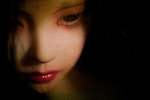portrait of marla the doll