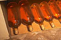 Some big bottles of sauternes: magnums and double magnums - Chateau Haut Bergeron, Sauternes, Bordeaux