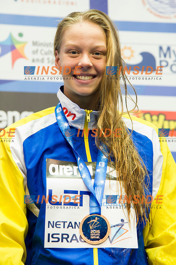 HANSSON Louise SWE Bronze medal<br />