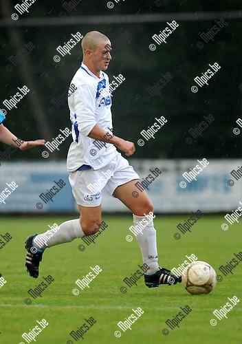 2012-07-28 / Voetbal / seizoen 2012-2013 / KFC De Kempen / Jonas Geerts..Foto: Mpics.be