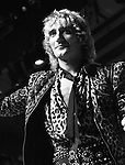 Rod Stewart 1982.© Chris Walter.