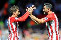 Southampton vs Aston Villa 16-05-15