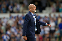 Fleetwood Town manager Uwe Rosler at full time of the Sky Bet League 1 match between Bristol Rovers and Fleetwood Town at the Memorial Stadium, Bristol, England on 26 August 2017. Photo by Mark  Hawkins.