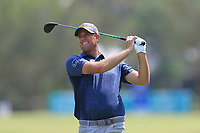 Jamie Arnold (AUS) on the 9th fairway during Round 3 of the Australian PGA Championship at  RACV Royal Pines Resort, Gold Coast, Queensland, Australia. 21/12/2019.<br /> Picture Thos Caffrey / Golffile.ie<br /> <br /> All photo usage must carry mandatory copyright credit (© Golffile | Thos Caffrey)