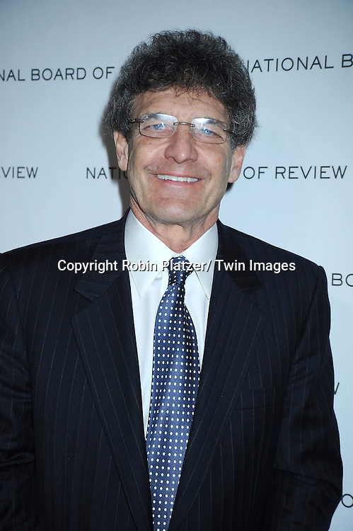 Alan Horn arriving at The National Board of Review of Motion Pictures Awards Gala on .January 11, 2011 at Cipriani 42nd Street in New York City.