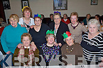 Christmas Party - Members of the Shanakil 11 - 1 Club having a wonderful time at the Austin Stack's Connelly Park Old Folks Xmas Party on Sunday afternoon. Seated l/r Mae Donovan, Mary Maloney and Teasy Sheehy, standing l/r Carmen Doolan, Cathleen Malloy, Mae Smith, Bridie Maloney, Pauline Cronin and Pauline Morriarty...................................................................................... ............   Copyright Kerry's Eye 2008