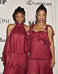 BEVERLY HILLS, CA - JUNE 13: Chloe X Halle attends the Women In Film 2018 Crystal + Lucy Awards at The Beverly Hilton Hotel on June 13, 2018 in Beverly Hills, California.