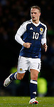 Leigh Griffiths of Scotland during the Vauxhall International Challenge Match match at Hampden Park Stadium. Photo credit should read: Simon Bellis/Sportimage