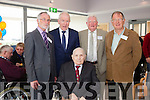Mike Moriarty, Jimmy Deenihan Minister for the Diaspora, Tom Pierse and Finbarr Mawe, pictured at the official opening of the new Ard Curam Day Care Centre in Listowel on Friday afternoon.