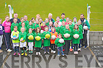 FOOTBALL: The launch of Girls football was launched in Ballyduff GAA Grounds on Wednesday evening,