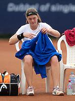09-09-11, Tennis, Alphen aan den Rijn, Tean International,  Angelique van der Meet