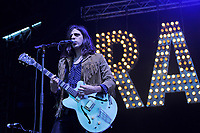 LONDON, ENGLAND - JULY 12: 'Razorlight' performing at Kew The Music, Kew Gardens on July 12, 2017 in London, England.<br /> CAP/MAR<br /> &copy;MAR/Capital Pictures /MediaPunch ***NORTH AND SOUTH AMERICAS ONLY***