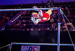 Kim Bui (MTV Stuttgart) beim DTL Finale 2019-11-30 MHP Arena Ludwigsburg Baden Wuerttemberg Deutschland<br /> <br /> Foto © PIX-Sportfotos *** Foto ist honorarpflichtig! *** Auf Anfrage in hoeherer Qualitaet/Aufloesung. Belegexemplar erbeten. Veroeffentlichung ausschliesslich fuer journalistisch-publizistische Zwecke. For editorial use only.