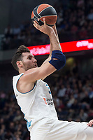 Real Madrid Rudy Fernandez during Turkish Airlines Euroleague match between Real Madrid and FC Barcelona Lassa at Wizink Center in Madrid, Spain. December 14, 2017. (ALTERPHOTOS/Borja B.Hojas) /NortePhoto.com NORTEPHOTOMEXICO