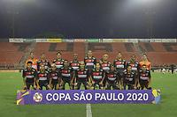 Itu (SP), 02/01/2020 - Fluminense-Socorro SE - Partida entre Fluminense e Socorro-SE no estadio Dr. Novelli Junior em Itu, interior de Sao Paulo, valida pela 1. rodada do grupo 15 da Copa Sao Paulo de Futebol Junior neste quinta-feira (02). (Foto: Luciano Claudino/Codigo 19/Codigo 19)