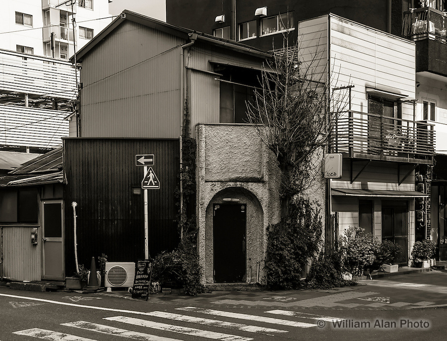 House in Ota, Japan 2014.