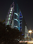 Bahrain, Bahrain Skylines, Financial Hub,