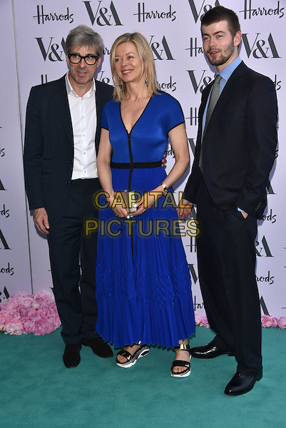 Tim Taylor and Lady Helen Taylor at the V&amp;A&rsquo;s summer party at the Victoria and Albert Museum, London, England on June 22, 2016<br /> CAP/PL<br /> &copy;Phil Loftus/Capital Pictures