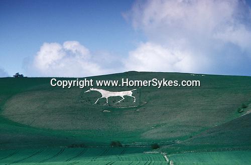 Alton Barnes White Horse, Wiltshire, England