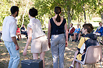 WE WERE THE FUTURE<br /> <br /> Conception, chorégraphie, interprétation Meytal Blanaru<br /> Interprétation Gabriela Cecena, Ido Batash, Meytal Blanaru<br /> Musique live Benjamin Sauzereau<br /> Regard dramaturgique Olivier Hespel<br /> dimanche 16 juin 2019 à 10h00<br /> Parc du Duché<br /> Uzès<br /> Cadre : Festival Uzès Danse