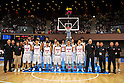 Japan Basketball Team Men's Group, JULY 3rd, 2011 - Basketball : Basketball Japanese representative international friendly match 2011, between Japan 69-78 S Oliver Baskets Wuerzburg (GER) at 2nd Yoyogi Gymnasium, Tokyo, Japan. (Photo by Jun Tsukida/AFLO SPORT) [0003].