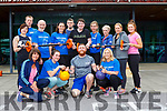 Dan O'Sullivan who celebrated the first anniversary of his KB Fitness Gym  by having a Gym Day in aid of Pieta House on Friday  front row l-r: Marie Carroll, Chloe O'Sullivan, Dan O'Sullivan, Ciara O'shea, Back row: Lynn Swinburn, Mel O'Callaghan, Brendan Casey, Michelle O'Connor, Brendan Casey, Sean O'Sullivan, Julie Moynihan, Bernice McMonagle, Danielle O'Shea, Lauren Fitzgerald