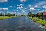 Rzeka Narew w Tykocinie, Polska<br /> River Narew in Tykocin, Poland