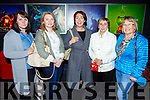 Kate McMahon (Lyrecrompane), Tracey Horan (Duagh), Mary and Ellen O'Donnell (Tralee) and Joan O'Connor (Dublin) attending the launch of  launch of a new Irish film 'For Molly' at the Omniplex in Tralee on Friday evening.